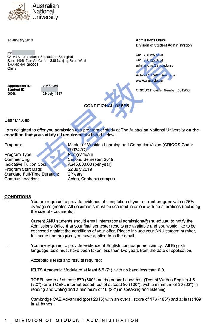澳大利亚国立大学机器学习和计算机视觉最新成功案例