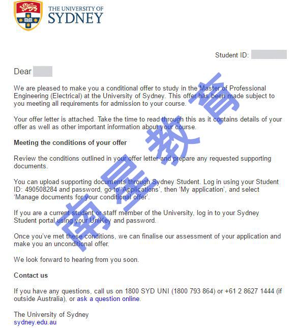 悉尼大学PEE最新成功案例