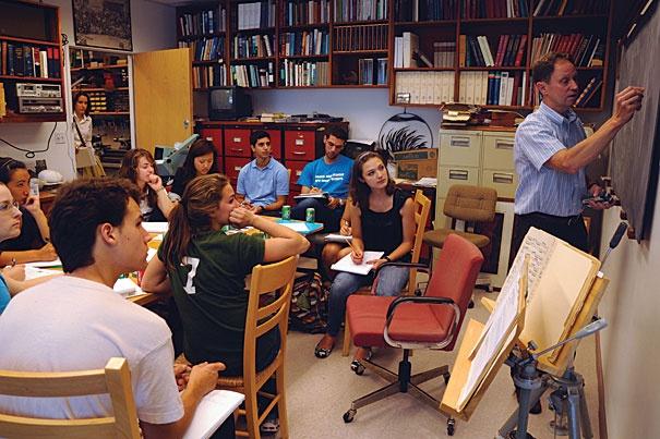 英国大学课堂的秘密|英国学生都是怎么上课的?
