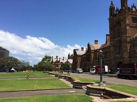 悉尼大学留学费用大概需要多少?,南星教育推荐留学资讯