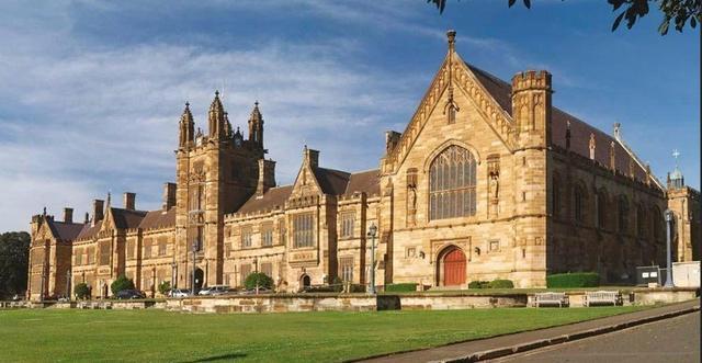 搞学术,争第一的澳大利亚国立大学,南星教育推荐留学资讯