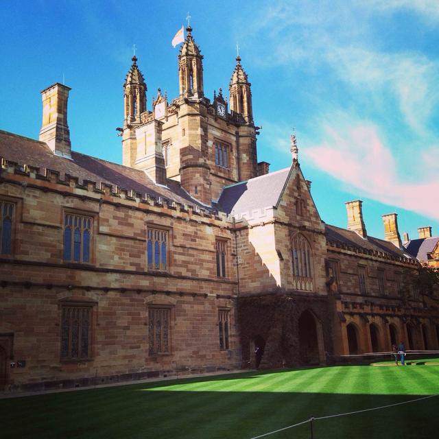 澳洲悉尼大学传媒专业,南星教育推荐留学资讯