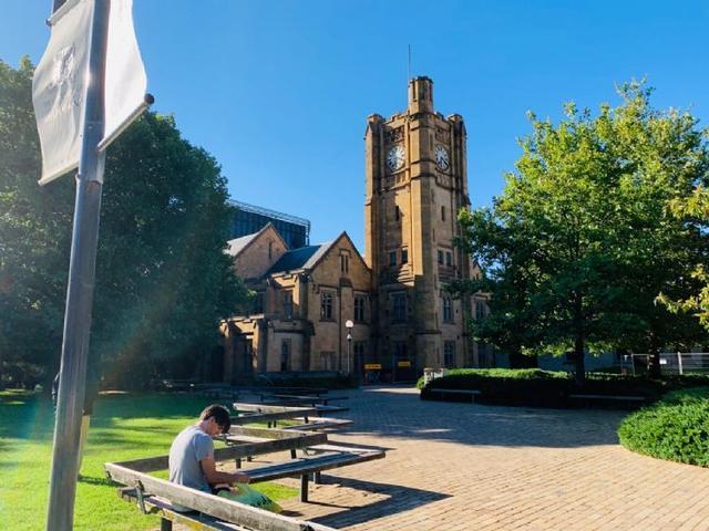 墨尔本大学是一所怎样的大学?