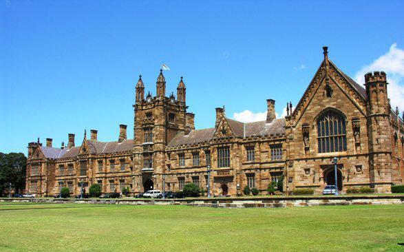 悉尼大学什么专业最好?