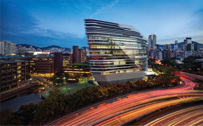 2022香港理工大学研究生优质专业盘点