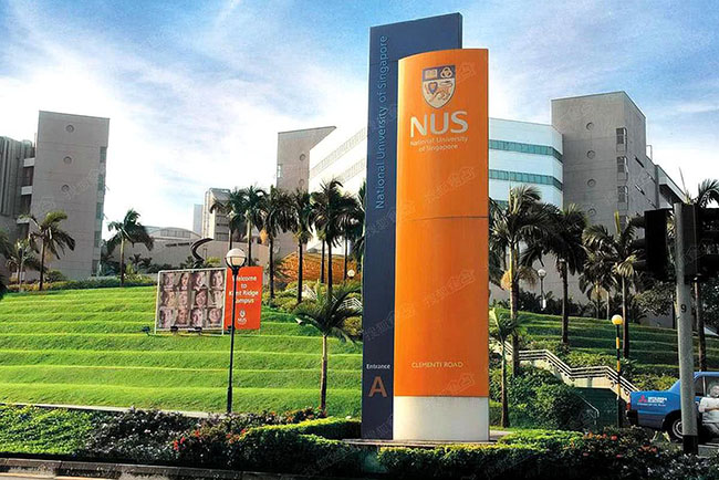 新加坡国立大学读研专业