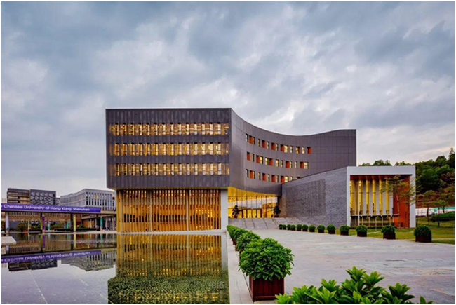 香港中文大学研究生热门专业申请条件及语言要求